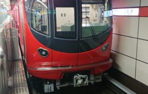 復活!丸ノ内線の赤い電車★ - 中河原昭仁
