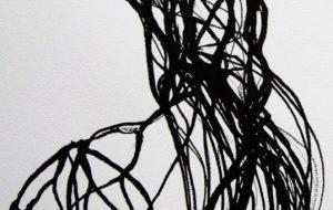 沖弘康_Drawing10 - 可能性アートプロジェクト 2020