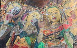 大野貴士_チベット密教 - 可能性アートプロジェクト 2020
