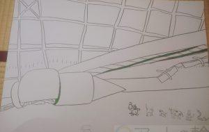 中島涼介_機体工場 - 可能性アートプロジェクト 2020