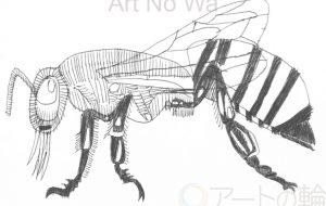TATSUO_スズメバチ - 可能性アートプロジェクト 2020