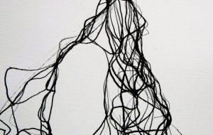 沖弘康_Drawing13 - 可能性アートプロジェクト 2020