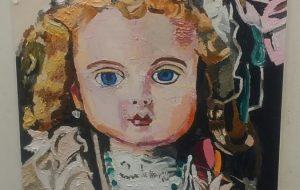 リョウイチ_人形1 - 可能性アートプロジェクト 2020