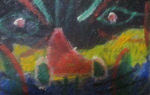 マサミ 鬼 - 可能性アートプロジェクト 2020