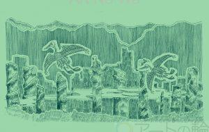 高森_圭_山より出づる鳥の島 - 可能性アートプロジェクト 2020