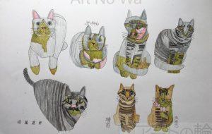 TATSUO_ネコ_ネコ - 可能性アートプロジェクト 2020