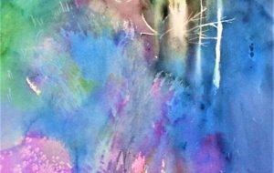 おゆみ_色彩の森 - 可能性アートプロジェクト 2020