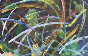一里_ホタルの残像 - 可能性アートプロジェクト 2020