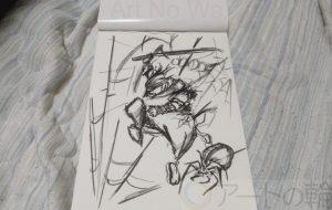 情報資格試験_ニンジャ地蜘蛛 - 可能性アートプロジェクト 2020