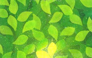 吉野公賀_forest_heart - 可能性アートプロジェクト 2020