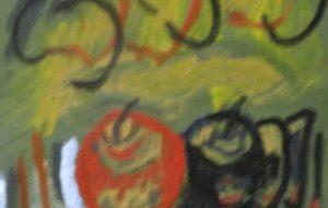 マサミ_赤い林檎黒い林檎 - 可能性アートプロジェクト 2020