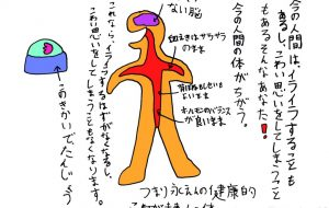 未来の人間の体 - yu-ma