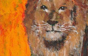 ライオン - 阿部貴志