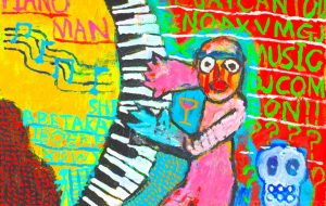 Piano Man - 阿部貴志