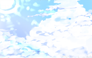 5月12日の空 - 縄井亜祐美