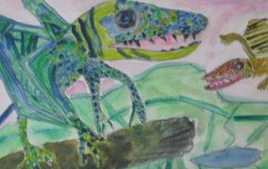 恐竜 - マサミ
