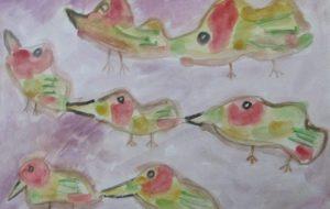 鳥たち - マサミ