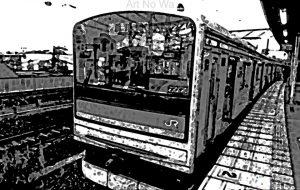 なんちゃって水墨画 Evolution Edition 004 - 中河原昭仁