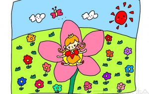 お花のお姫様 - yuuri
