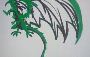 飛翔緑龍 - 池田 旬