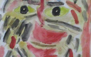 赤い顔 - マサミ