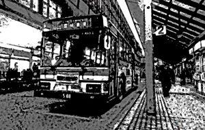 なんちゃって水墨画 Evolution Edition 025 - 中河原昭仁