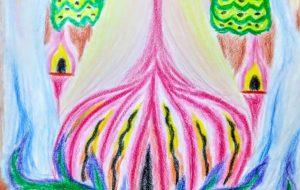 妖気を放つ未開の地の植物 - 上沼千騎
