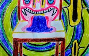 ピエロ椅子 - 上沼千騎