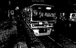 なんちゃって水墨画 Evolution Edition 047 - 中河原昭仁
