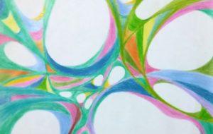 曲線が織りなす気泡 - 上沼千騎