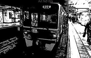 なんちゃって水墨画 Evolution Edition 056 - 中河原昭仁