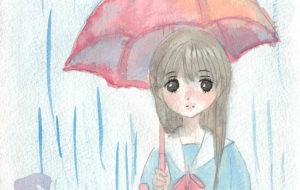 雨降り - まと