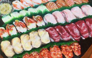 枝幸のお寿司 - やまなこのみ