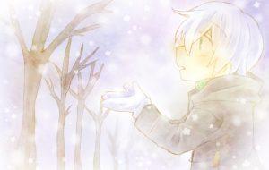 雪のふる日に、 - 森野つむぎ