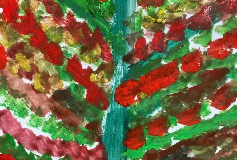 希望のツリー