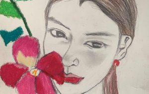 花の首飾り。花咲く娘たちは。 - 大野貴士
