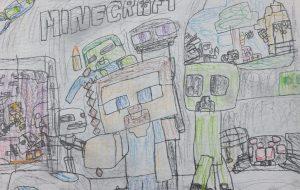 Minecraft - ひーくん