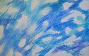 青の争い - 上沼千騎