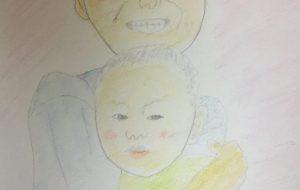 父と子 - 雲ノ手太郎