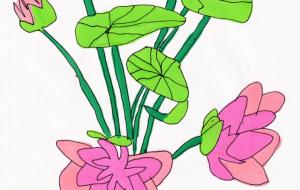 造花お盆よう - ひみーり