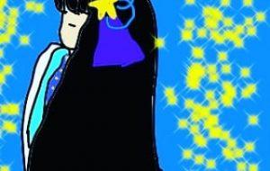 星の平安女性 - トゥー・A・ルルカ