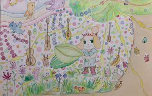 森のメロディー - 河村扶示子