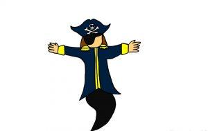 海賊の霊 - yu-ma