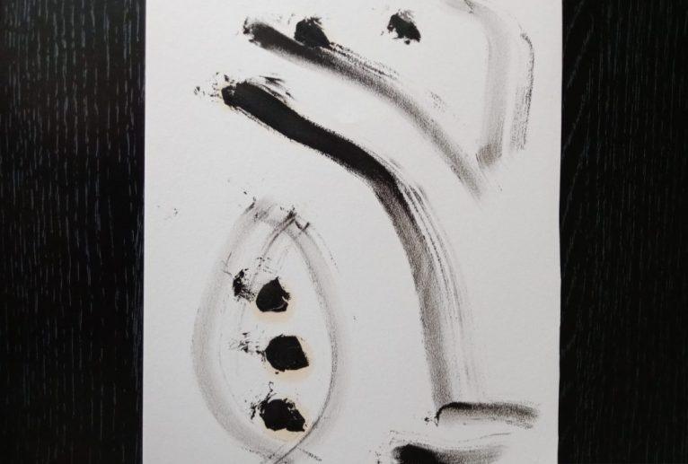 白と黒 - 絵円モモ(えまるもも)