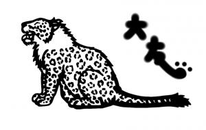 レオポン - シマハイエナ