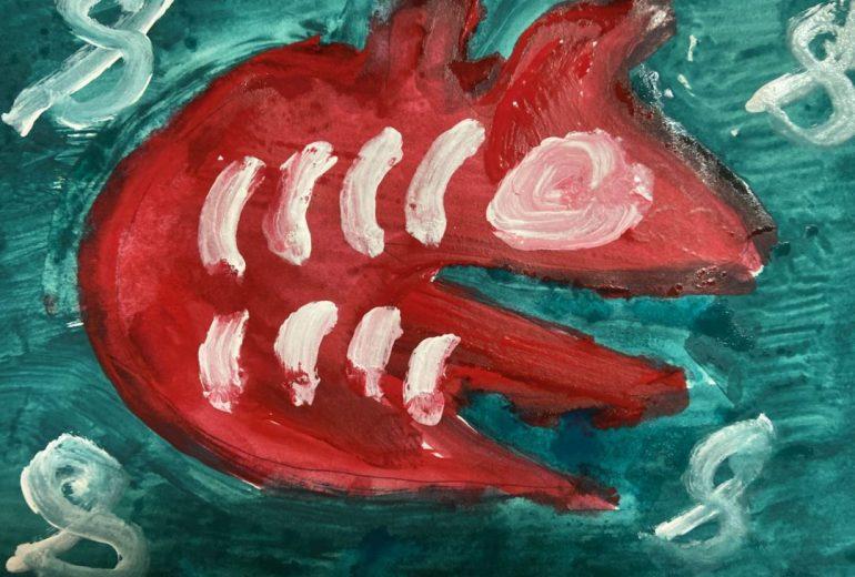 赤魚彩ちゃん