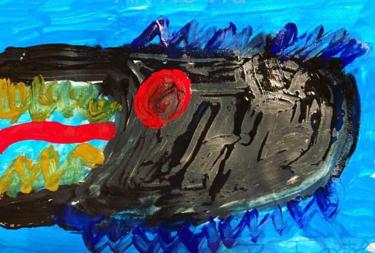 海獣キングバラ