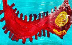 深海魚ザラ2 - 笹谷正博