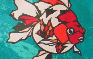 Goldfish - ナリタマサヒロ
