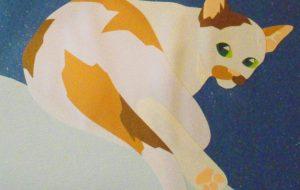 cat(Moonlight) - ナリタマサヒロ